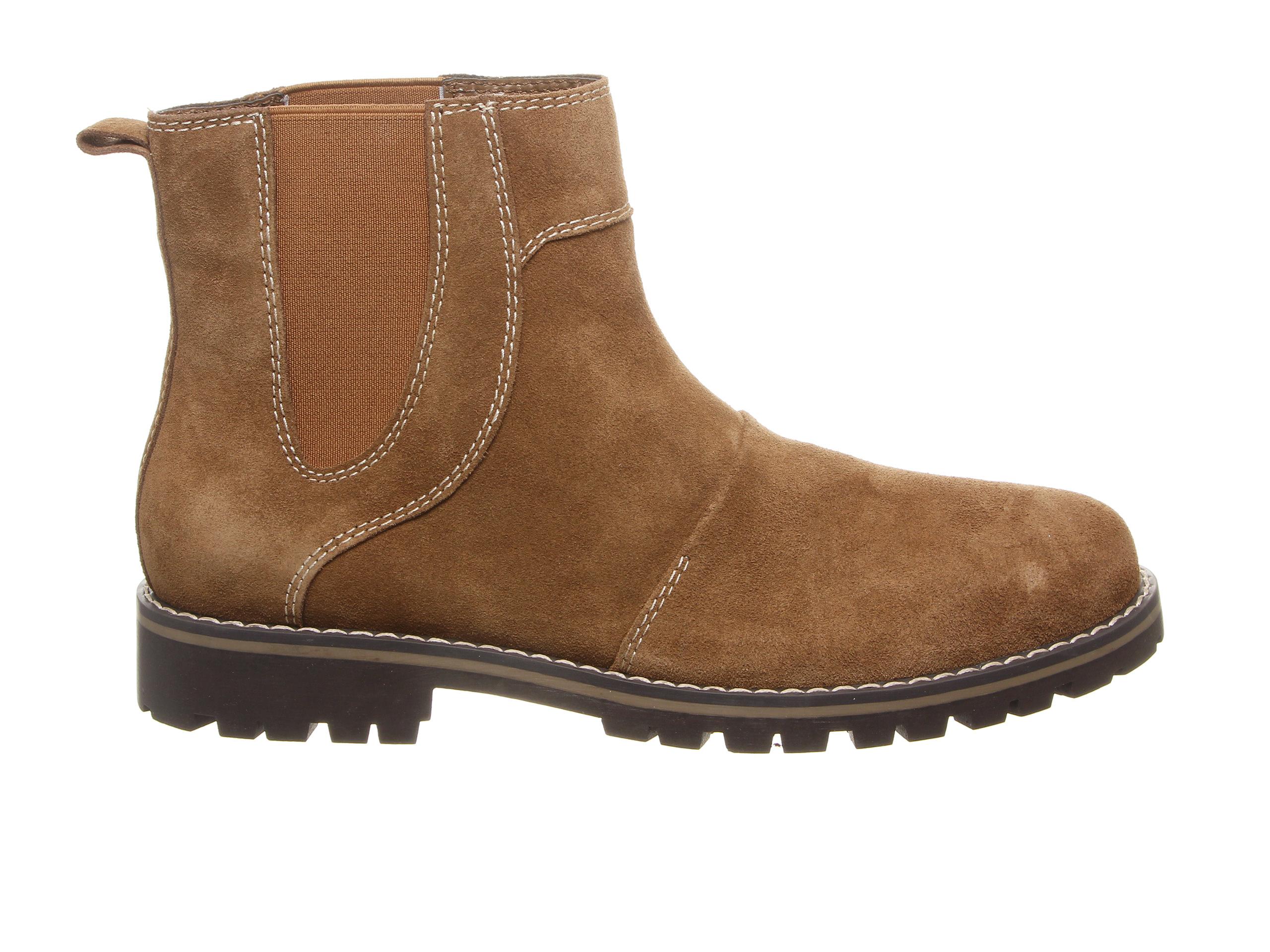Bearpaw Alastair Men's Boots (Brown Suede)