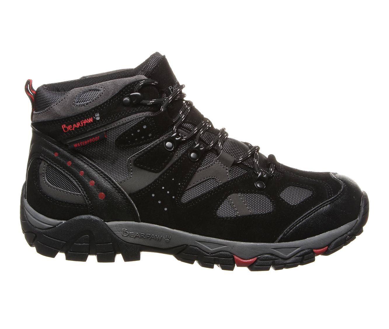 Bearpaw Brock Men's Boots (Black)
