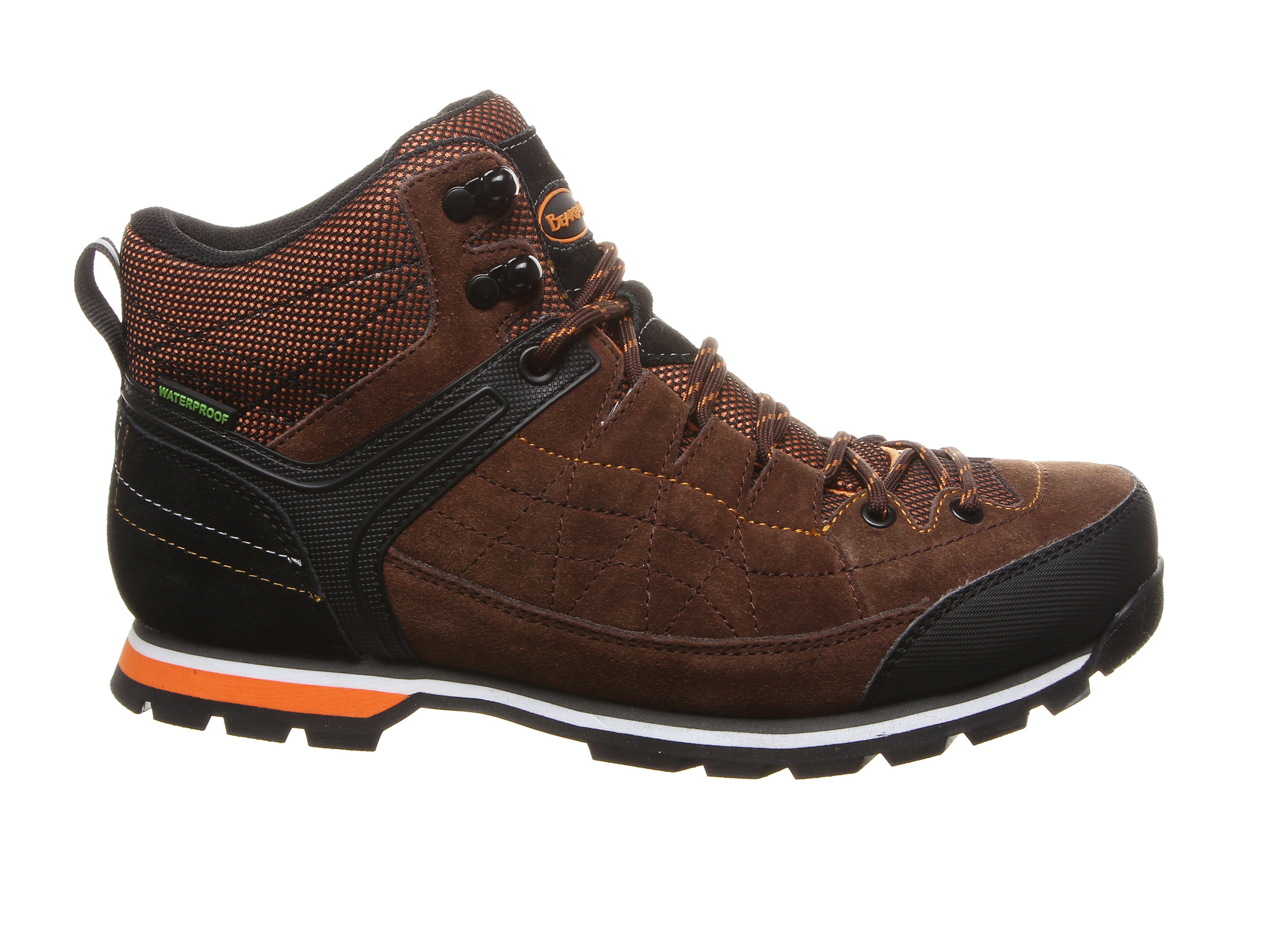 Bearpaw Yosemite Men's Boots (Brown)