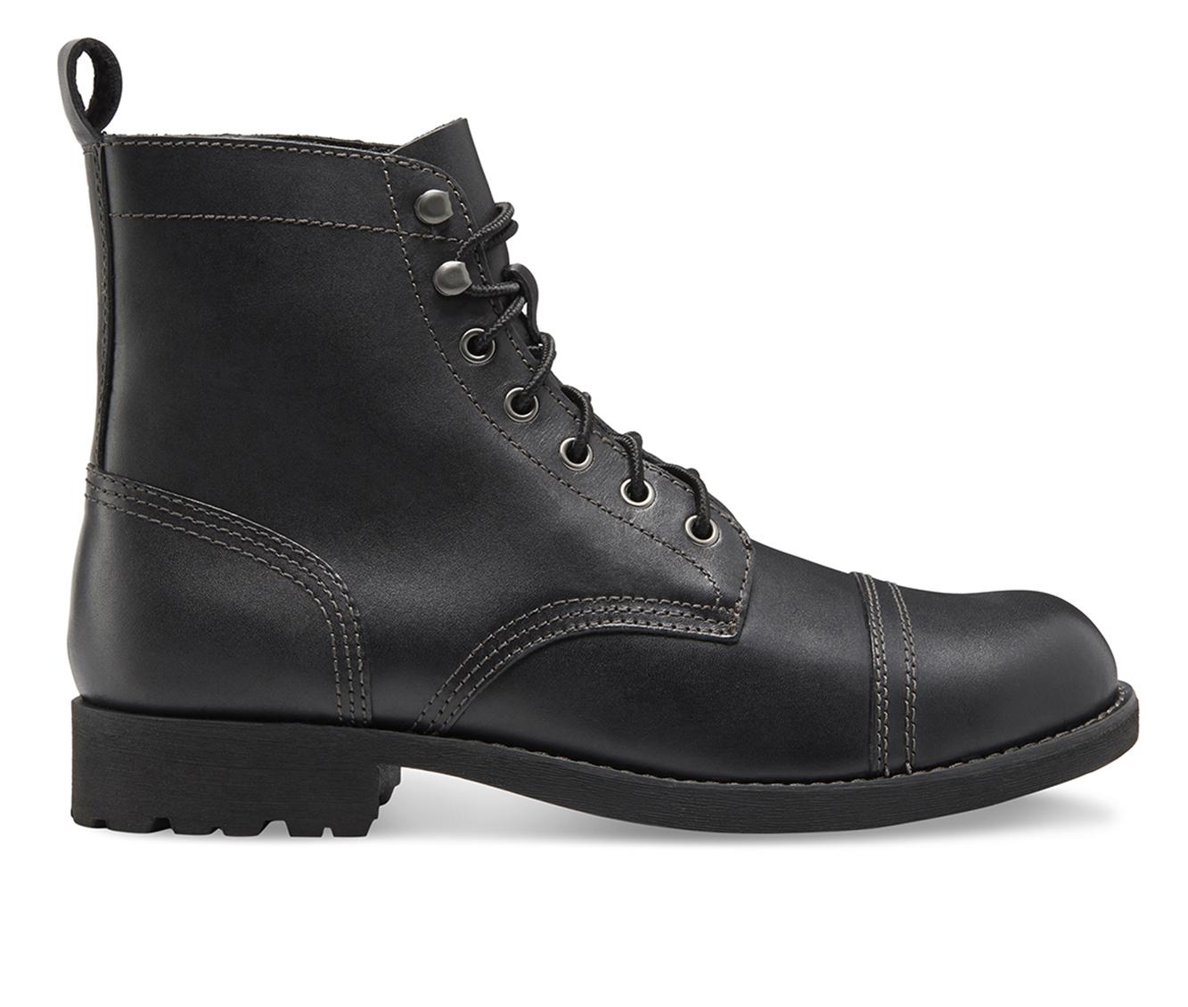 Eastland Jayce Men's Boots (Black Leather)