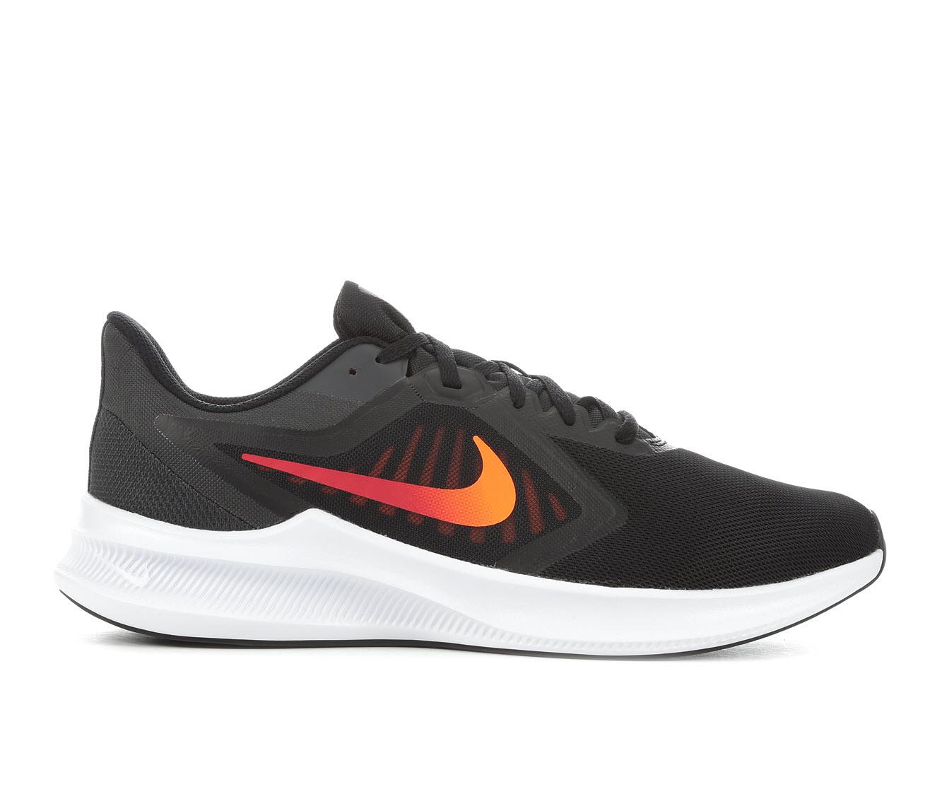 Polémico folleto Paja  Nike Downshifter 10 Men's Athletic Shoe (Black - Size 14) | SportSpyder