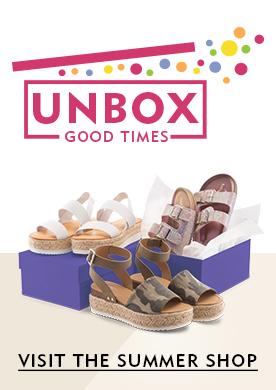 Unbox Good Times. Visit the Summer Shop!