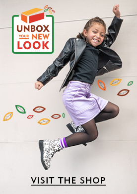 Unbox Your New Look. Visit the Fall Shop.