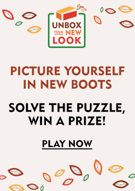 Picture Yourself In New Boots. Solve The Puzzle, Win a Prize! Play Now!