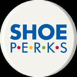 Shoe Perks rewards Logo