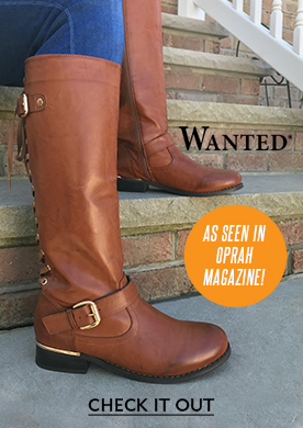 As Seen in Oprah Magazine. Shop Women's Wanted Lounge Knee High Boots