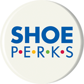 Shoe Perks rewards Logo