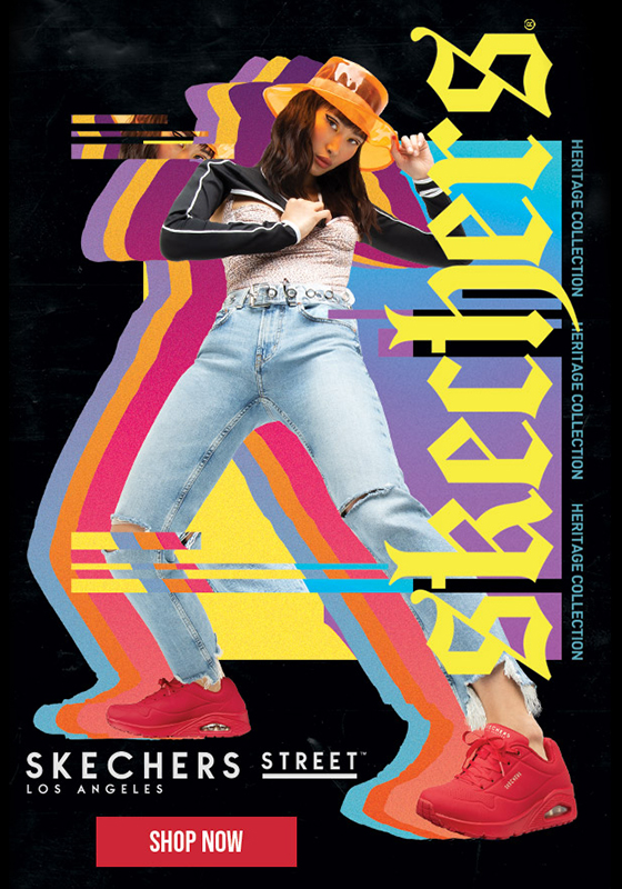 Skechers Street Heritage Collection