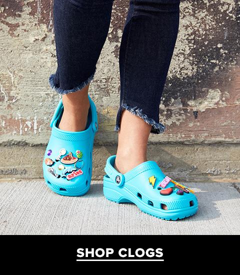 Crocs Easy to Clean logo