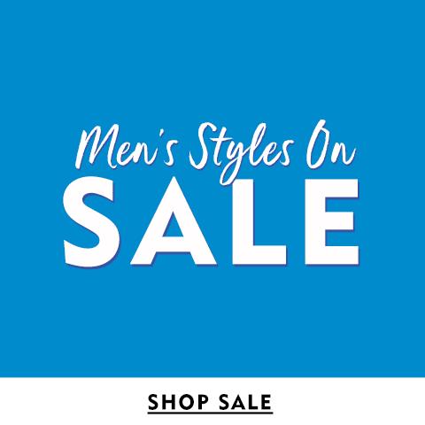 Men's discount shoes
