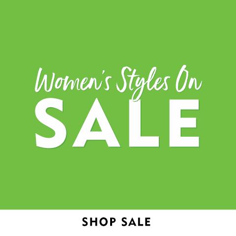 Women's discount shoes